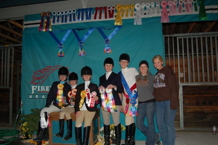 Team Firelight~ a late night finish at MORAB Nationals